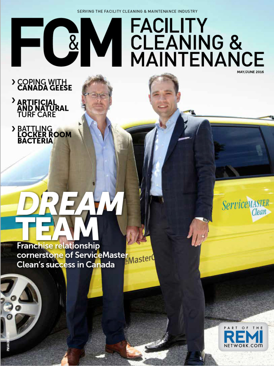 Don't miss us in FC&M Magazine